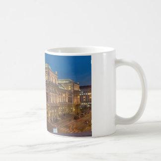 ウィーンの州オペラ、オーストリア コーヒーマグカップ