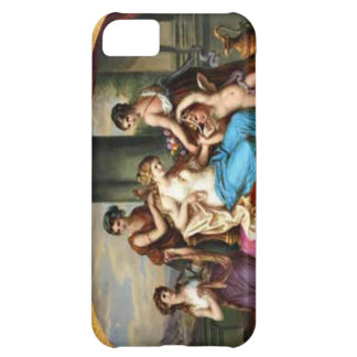 ウィーンの王室のな古大家はiPhone 5の場合を設計します iPhone5Cケース