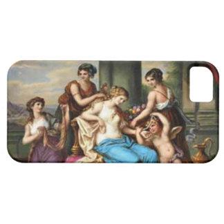 ウィーンの王室のな古大家はiPhone 5の場合を設計します iPhone SE/5/5s ケース