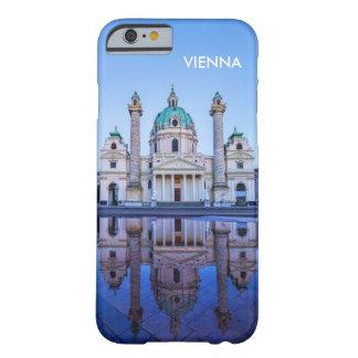 ウィーンの電話箱 BARELY THERE iPhone 6 ケース