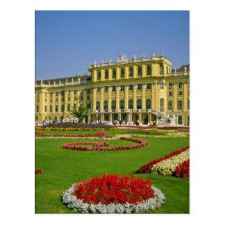 ウィーン、オーストリアのの赤いプライド花 ポストカード