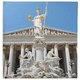 ウィーン、オーストリアの建築 ナプキンクロス