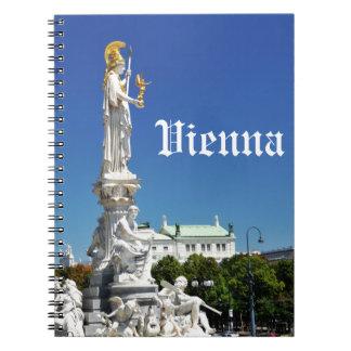 ウィーン、オーストリアの建築 ノートブック