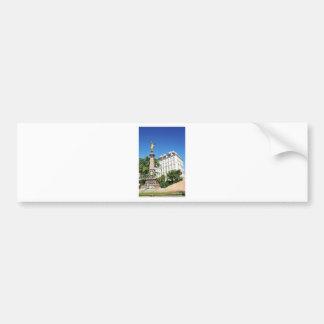 ウィーン、オーストリアの建築 バンパーステッカー