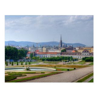 ウィーン、オーストリア ポストカード