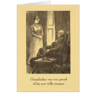ウイリーのウォーマー カード