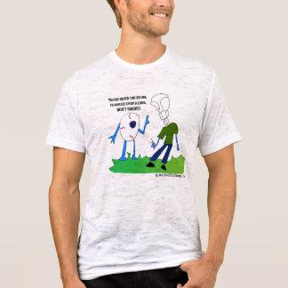 ウイリーはワイシャツを煙らしません Tシャツ