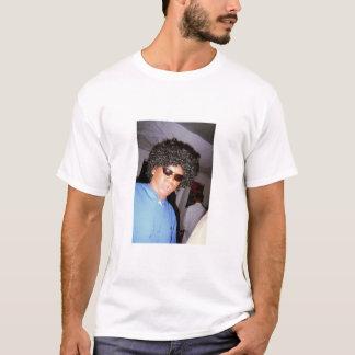 ウイリーKはイエス・キリストを愛します Tシャツ