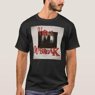 ウイルスの発生 Tシャツ