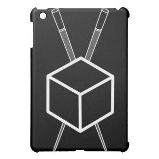 ウイルスの豆腐 iPad MINIケース