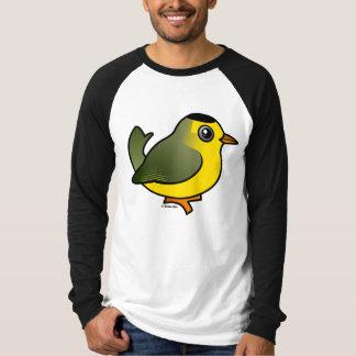 ウイルソンのアメリカムシクイ Tシャツ