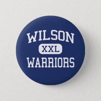 ウイルソン-戦士-高等学校-フィレンツェアラバマ 5.7CM 丸型バッジ