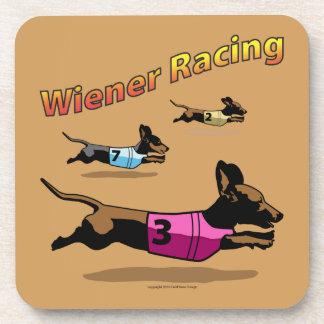 ウインナーの競争 コースター
