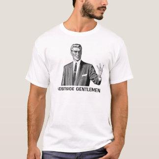 ウェストサイドの紳士 Tシャツ