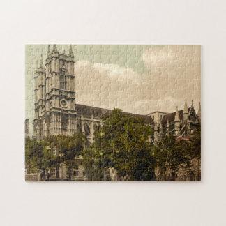 ウェストミンスター寺院、ロンドン、イギリス ジグソーパズル