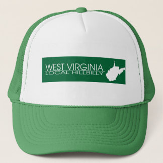 ウェストヴァージニアのローカル田舎者、マーシャル色 キャップ