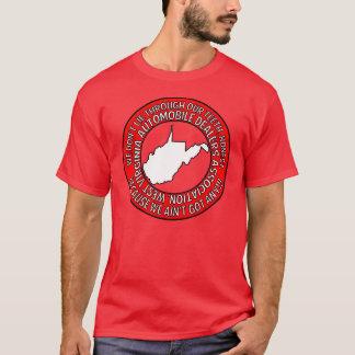 ウェストヴァージニアのワイシャツ Tシャツ