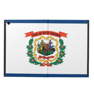ウェストヴァージニアの旗との愛国心が強いipadの場合 iPad airケース
