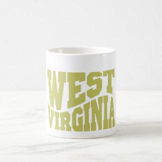 ウェストヴァージニア コーヒーマグカップ