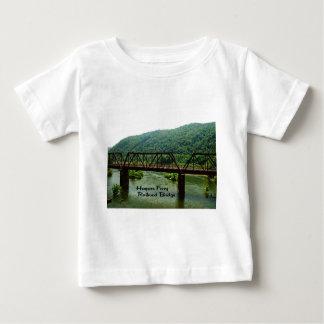 ウェストヴァージニア ベビーTシャツ