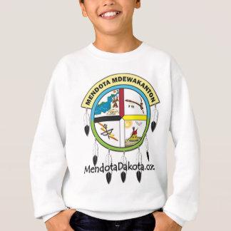 ウェブサイトとのMMDCのロゴ スウェットシャツ
