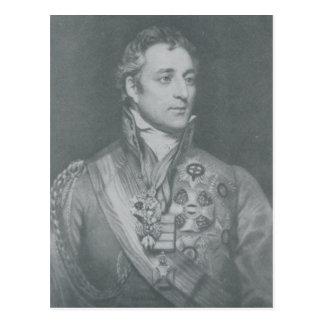 ウェリントンの公爵 ポストカード