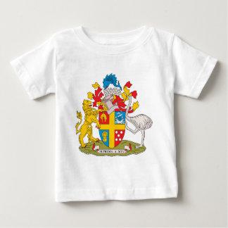 ウェリントンの紋章付き外衣 ベビーTシャツ