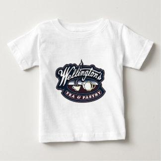 ウェリントンの衣服 ベビーTシャツ