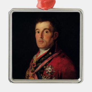 ウェリントン1812-14年の公爵 メタルオーナメント