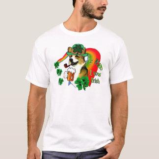 ウェルシュコーギーのパトリキウスの日 Tシャツ