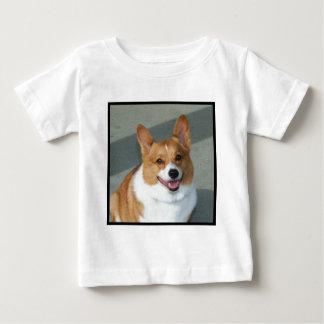 ウェルシュコーギー ベビーTシャツ