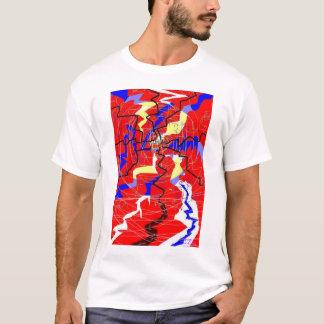 ウェンディー橋によるDMVのaparrelの鳩 Tシャツ