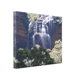 ウェントワースの滝 キャンバスプリント