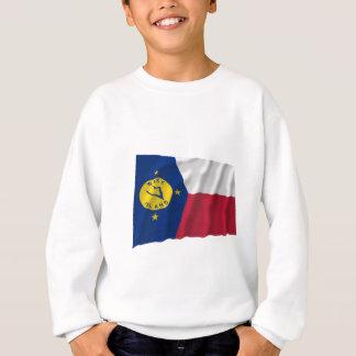 ウェーク島の振る旗 スウェットシャツ