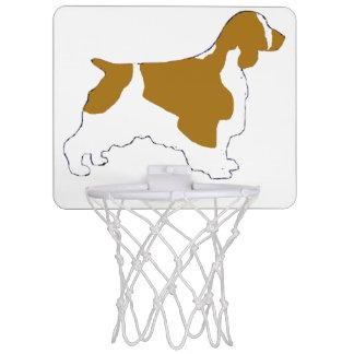 ウェールズのスプリンガースパニエルsilo.png ミニバスケットボールゴール