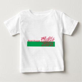 ウェールズのブロガー ベビーTシャツ