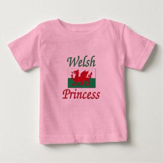ウェールズのプリンセス ベビーTシャツ