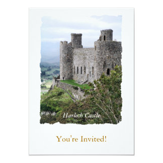 ウェールズの城 カード