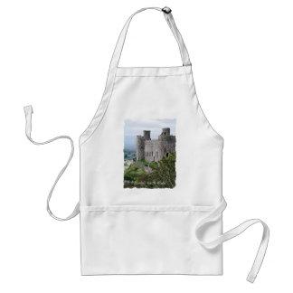 ウェールズの城 スタンダードエプロン
