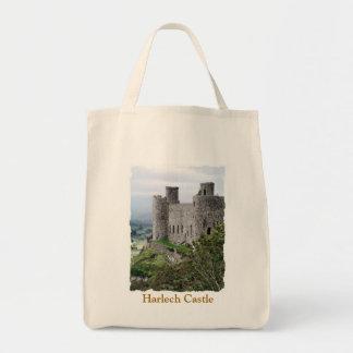 ウェールズの城 トートバッグ