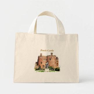 ウェールズの城 ミニトートバッグ