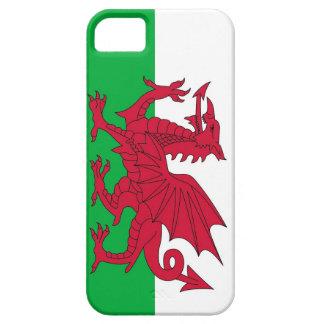 ウェールズの旗とのIPhone 5の場合 iPhone SE/5/5s ケース
