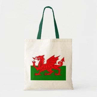 ウェールズの旗 トートバッグ