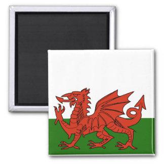 ウェールズの旗 マグネット