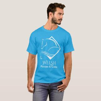 ウェールズの男性Tシャツ Tシャツ