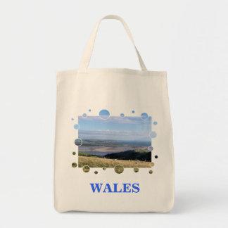 ウェールズの眺め トートバッグ