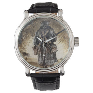 ウェールズの軍隊WWIの資金供給 腕時計