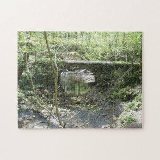 ウェールズ北のイギリスのジグソーパズルからの景色 ジグソーパズル