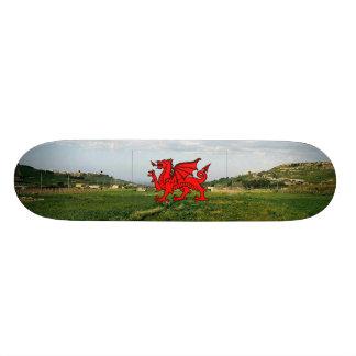 ウェールズ オリジナルスケートボード