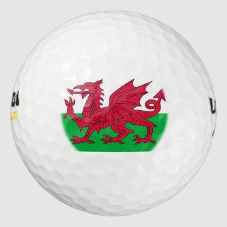 ウェールズ ゴルフボール